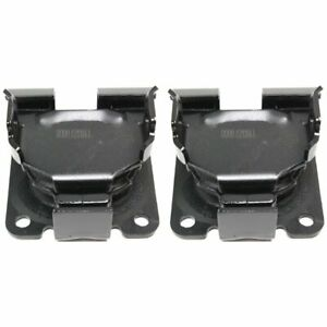 Motor Mounts Set Of 2 New Front Right Hand Chevy Olds Passenger Side Rh Pair