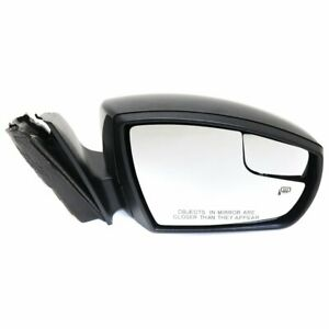 Mirror For 2012 2013 2014 Ford Focus Se Model Right Side Heated Paintable