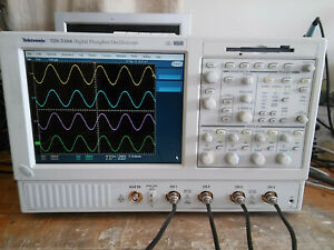 Tektronix Tds5104 1ghz 5gsa s 4 Channel Oscilloscope Dso With Ssd