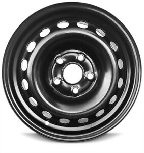Set Of 4 Wheels Fits 05 10 Honda Odyssey New Steel Rim 16x7 Inch 5 Lug 5x120mm