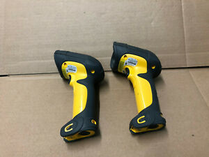 Lot Of 2 Symbol Ds3578 dp Wireless Barcode Scanners
