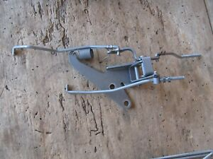 1960 s 1969 1970 Ford Truck Throttle Cable Linkage Bracket Assembly