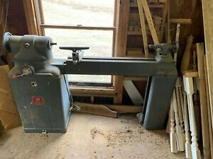 Yates American Variable Speed Woodworking Lathe