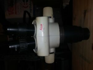 Leica Gz6 Stereo Zoom Microscope Used
