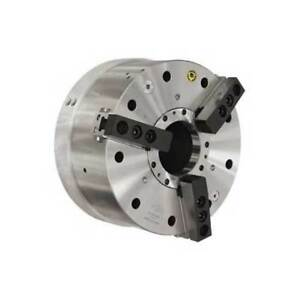 Bison 8 Type 2502 3 jaw Self contained Steel Pneumatic Power Cnc Lathe Chuck