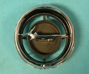 New Mopar 1966 Plymouth A Body Barracuda Center Grill Medallion