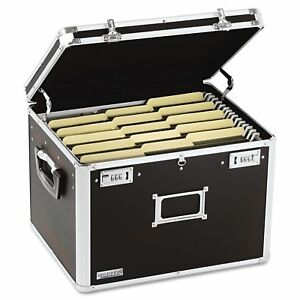 Letter Legal Sized Combination Lock File Storage Chest Documents Safekeeping Box