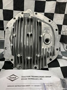 Thick Differential Diff Cover Dana 44 New Oem Spicer Jeep Chevy Ford Dodge Ihc