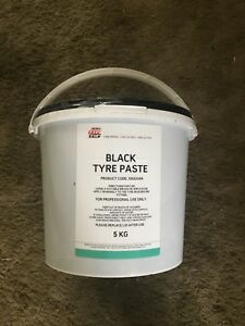Rema Tip Top Black Tyre Paste Bead Sealer Tire Sealant Mount Lube Corroded Alloy