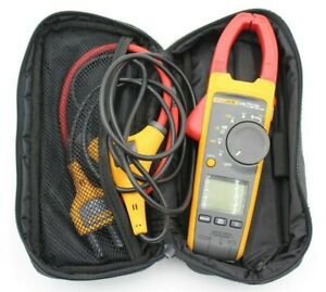Fluke 376 True Rms Ac dc Clamp Meter With Iflex Probe