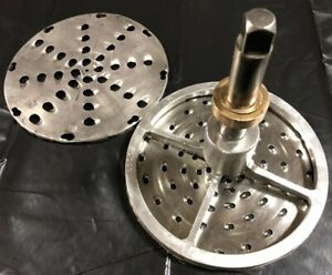Hobart Mixer Pelican Head Attachment 50000 W 2 Graters Hub Size 22 Our 1