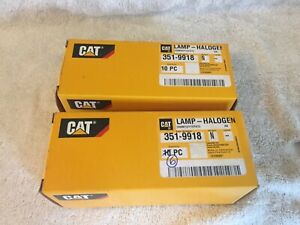 Caterpillar Halogen Lamp 351 9918