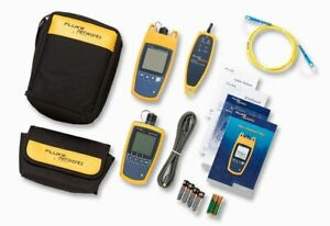 Fluke Networks Fos sfp pm Fiber One shot With Power Meter Single Mode Fault Find