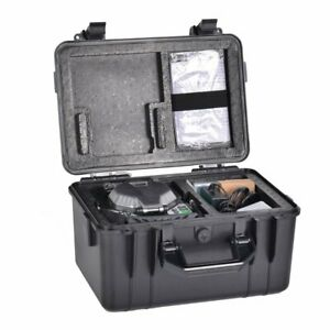 Ry f600 5 6 Lcd Fusion Splicer With Optical Fiber Cleaver And Automatic Focus F