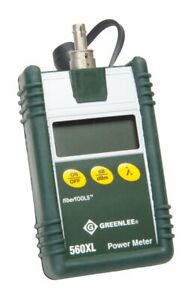 Greenlee 560xl emi Fiber Optic Power Meter