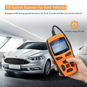 Autophix 7710 Auto Scanner Ford Special Vehicle Detector Support Online Update