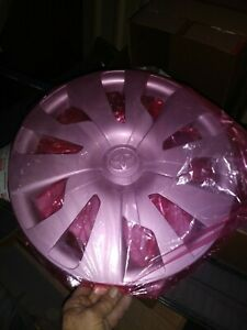 One 2015 2017 Toyota Yaris 15 Hubcap Wheel Cover Oem 42602 0d300 New