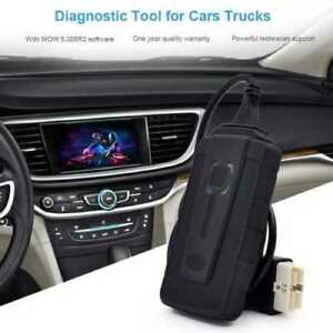 V5 008 R2 Software Diagnostic For Cars And Trucks Bluetooth Usa Stock