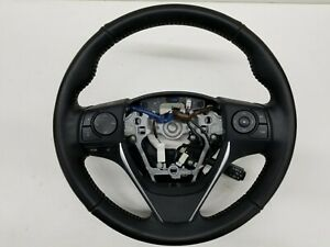2016 2018 Scion Toyota Corolla Im Left Steering Wheel Column W Switches Oem