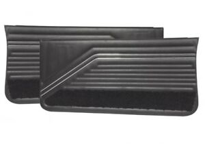 1967 Skylark Coupe Black Front Door Panels By Pui