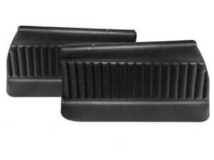 1971 1972 Skylark Gs Coupe Black Front Door Panels By Pui