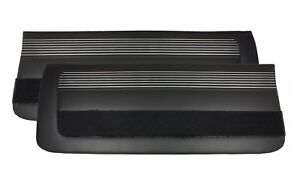 1966 Skylark Coupe Black Front Door Panels By Pui