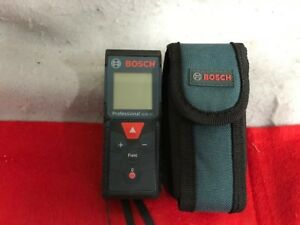 Bosch Glm 40 Professional Laser Measurer 40 Meters