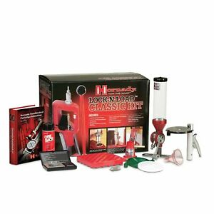 Hornady Lock-N-Load Classic Single Stage Reloading Press Kit - 85003