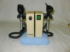Welch Allyn 74710 Transformer With Opthalmoscope And Otoscope Heads