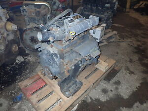 Deutz F3m2011 Diesel Engine Runs Mint 900 Hrs F3l1011f F3m1011 2011