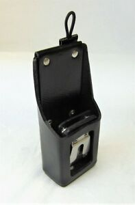 Case Guys Aw Enterprise Leather Swivel Holster For 2 Way Radio