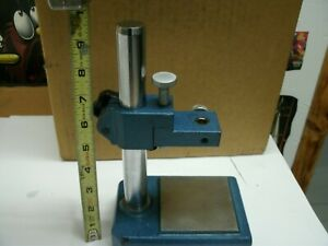 Fowler Dial Gauge Stand 52 580 015 great Shape Works As Intended 4 x 6 Base