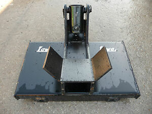 Lowe Td 23 Toro Dingo Auger Drive Mounting Plate For Bp A series Free Ship