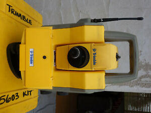 Trimble 5603 Dr200 3 Robotic Reflectorless Total Station Data Collector