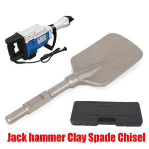 Hammer Drill Chisel For Electric Demolition Hammer Concrete Breaker Usa Stock