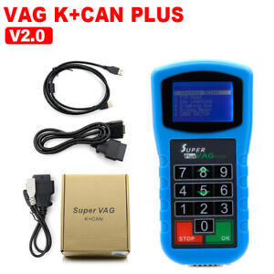 Super Vag K can Plus 2 0 Vag Diagnosis Scanner Oodmeter Correction For Vw Audi