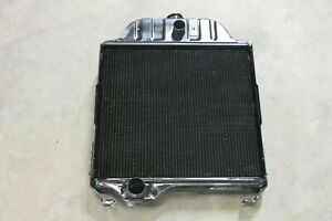 219764 Radiator For John Deere Jd300 301 820 1120 Early Models