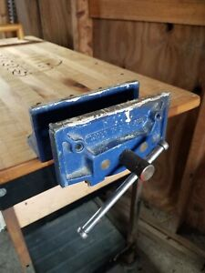 Record Cf 24d89 Clamp On Bench Cabinetmakers Vice Vise Made In England Jointers