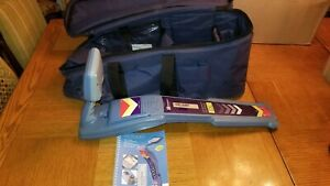 Radiodetection Rd7000 Dl Cable Pipe Locator Utility Line Tracer W Case