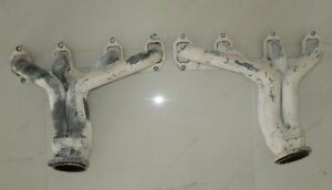 Pair Of Sanderson Headers For Big Block Ford Fe 332ci 428ci Part Ff427