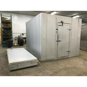 11 X 11 X 10 Walk In Cooler Or Freezer Remote