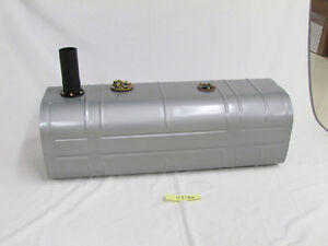 New Universal Steel Gas Tank Only 16 Gallon For Fuel Injection Remote Fill