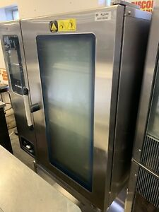 2016 Alto shaam Ctp10 10e Combitherm Combi Oven W stand