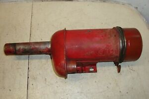 Farmall H Tractor Air Cleaner