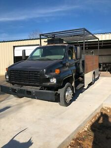 2004 Gmc Topkick Bbq Truck smoker Food Truck For Sale In Texas