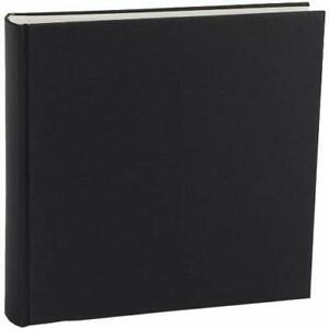 Album Xl Black 65 Sheets Photo Mounting Board And Glassine Sheet Protectors