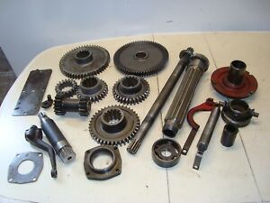 International Ih Farmall 560 Tractor Transmission Gears Misc