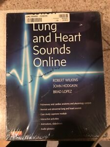 Educational Ekg Cardiology lung And Heart Sounds Cd book