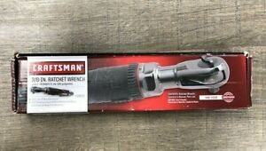 Craftsman 3 8 Drive Air Ratchet Wrench W Adapter New 19933