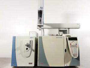 Thermo Electron Corporation Trace Gc Ultra Dsqii With Triplus